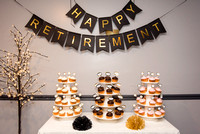 Retirement Party, November 11, 2017