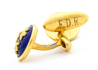 F.D.R.'s Cufflinks, Raleigh Collection