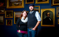 Holiday Portraits at the Currier Museum of Art 2013